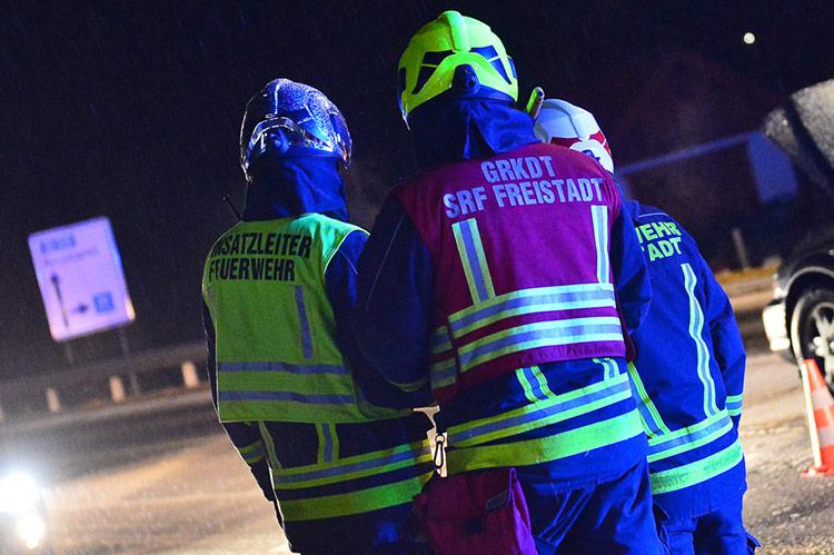 Einsatzleiter FF Freistadt